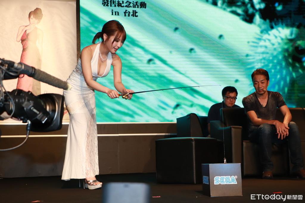【波多野结衣】台北宣传活动美图分享十九