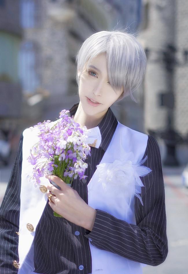 【波多野结衣】【cos正片】《冰上的尤里》今天你要嫁给我了♡维勇蜜月婚服.avr(误)cn:君子妖Cain