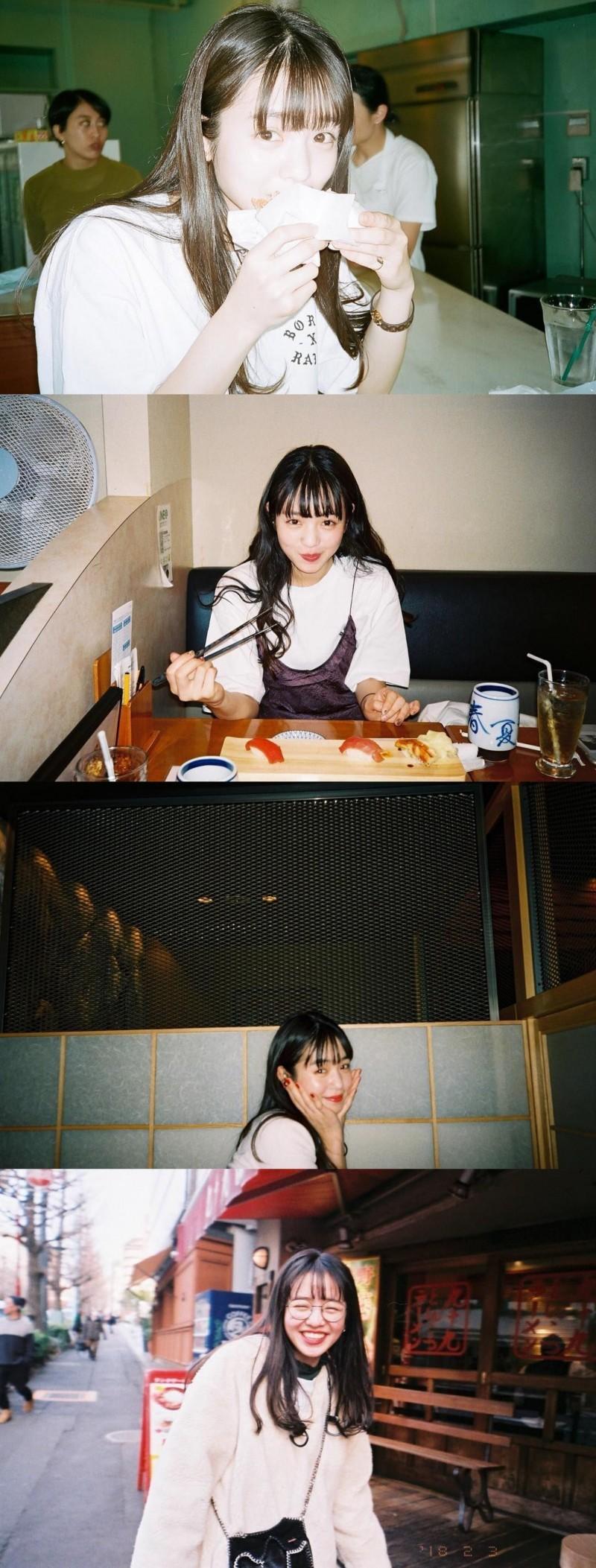 【波多野结衣】横田真悠 胶片日常合集 可爱的女孩纸 
